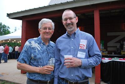 David Chapman and Kelly Beers
