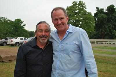 Rick Sorrell and Jeff Schomburger