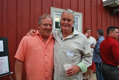 Greg Smith and JR Arnold