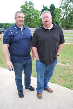 Kurt Calaway and Ron Griggs