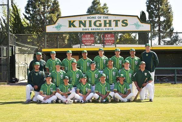 St. Joseph High School Baseball 2016