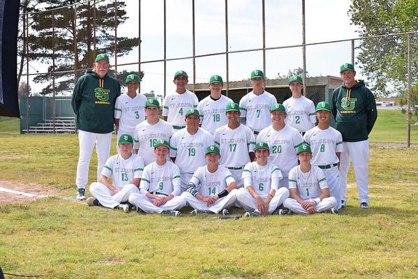 St. Joseph High School Frosh Baseball 2016