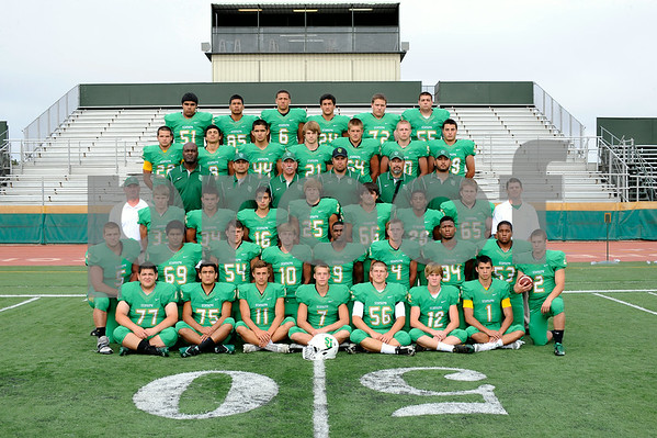 St Joseph High School Varsity Football 2014