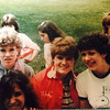 1981 – Sixth grade at their week-long Camp Glinodo trip.