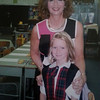 2003 – Mrs. Diane James with one of her second graders, Natalia.