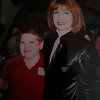 2005 – Mrs. Diane James with her second grade spelling bee winner, Zachary Aszalos.