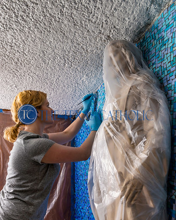 St. Jude Chapel Mosaic Restoration Project