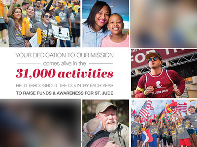 2015 St. Jude Annual Report