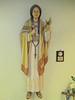Original statue in the Faith Formation Center at St. Kateri Tekakwitha Catholic Church in LaGrangeville, NY.