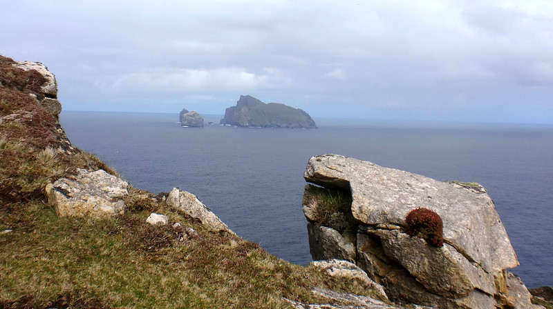Towards Boreray