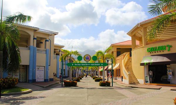 St. Kitts - Eastern Caribbean