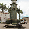Center of town  BASSETERRE