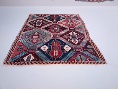 Ballard ultimately divided his collection of carpets between The Metropolitan Museum of Art in 1922 and the Saint Louis Art Museum in 1929. Another group of carpets were added to the St. Louis collection through a later donation by his daughter, Nellie Ballard White, in 1972. As a result of these two gifts, the Museum has amassed a collection of Oriental rugs recognized as one of the most significant collections in the world.
