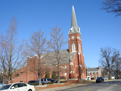 Immanuel Lutheran Church - S 6th St