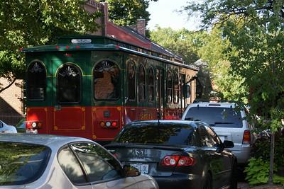 Streetcar on Main Street
