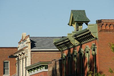 Elegant rooflines