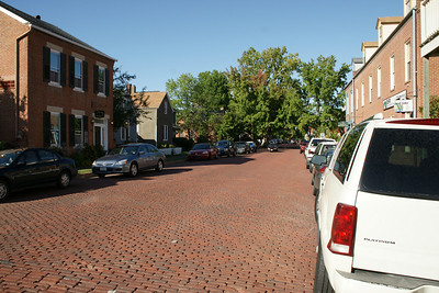 Main Street - downtown St Charles