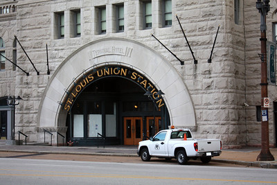 Entrance to Union Station