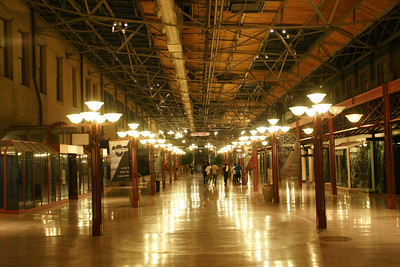 Hall inside Union Station