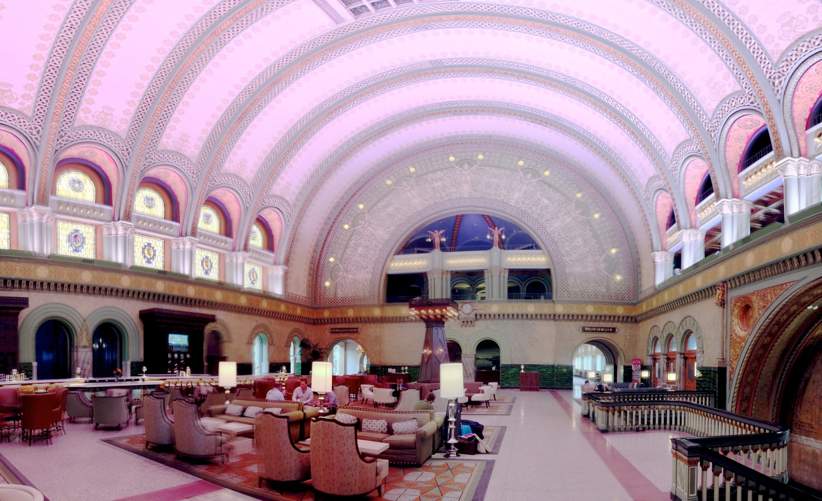 Union Station Hotel St. Louis