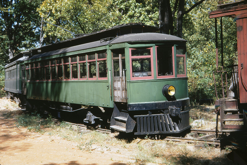 MOTX 14 - Sep 17 1958 - Waterwork Railway No 17 at St Louis Museum of transport
