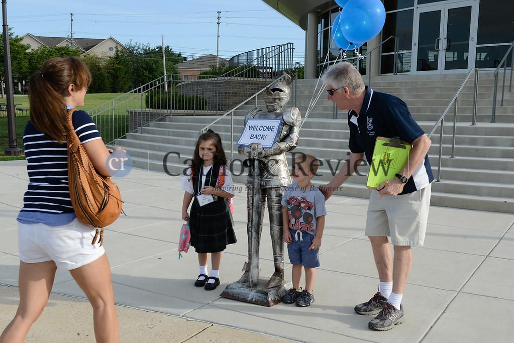 St. Louis School, Clarksville - August 2016