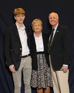 St Louis University University HS: Grandparents Day