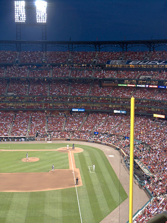 2008.08.06 St. Louis Cardinals Baseball Game (ADG)