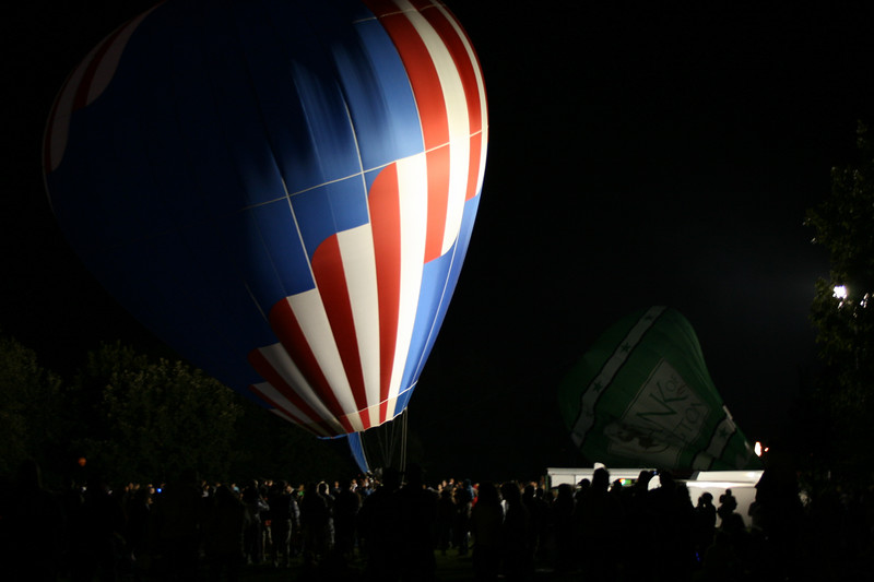 The Balloon Glow