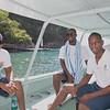 Scuba St. Lucia dive staff