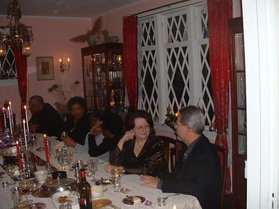 St. Luke's Choir Party 2004