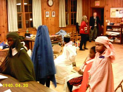St. Luke's Christmas 2004