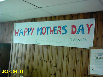 St. Luke's Mother's Day 2005