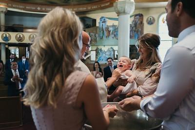 _NIK7956 Greek Baptism Twins
