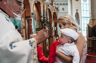 _NIK8477 Greek Baptism Twins