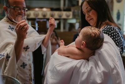 _NIK8308 Greek Baptism Twins
