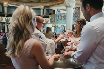 _NIK7946 Greek Baptism Twins