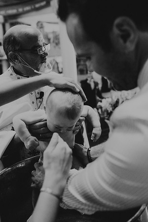 _NIK7999 Greek Baptism Twins