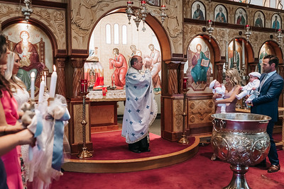 _NIK8436 Greek Baptism Twins