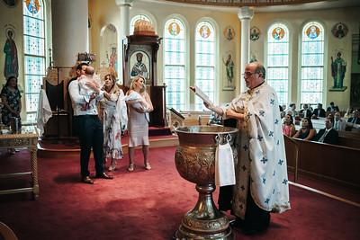 _NIK7883 Greek Baptism Twins