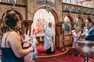 _NIK8428 Greek Baptism Twins