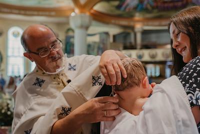 _NIK8328 Greek Baptism Twins