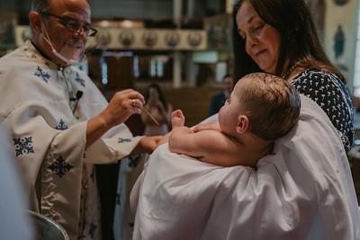 _NIK8307 Greek Baptism Twins