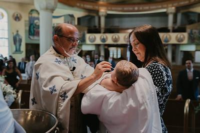 _NIK8296 Greek Baptism Twins