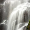 Intimate view of Fairy Falls Columbia River Gorge
