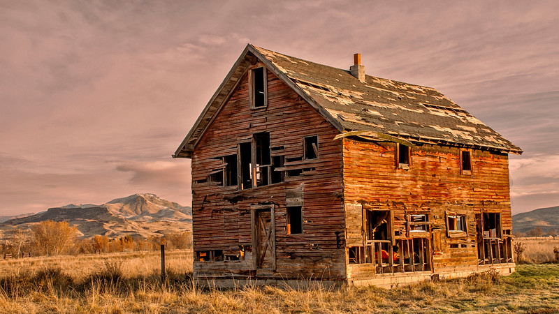 Barn Homestead in Emmett, Idaho