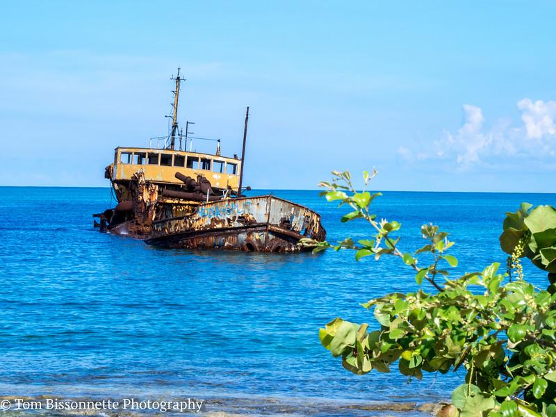 """Island Wreck"""