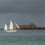 Fort de la Conchée  -  Saint-Malo  -  Bretagne
