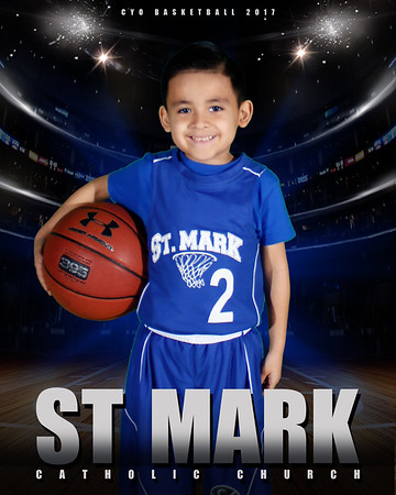 St Mark Basketball
