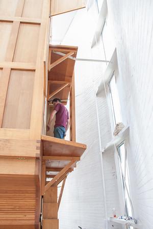 St. Mark's Storrs - Organ rebuild